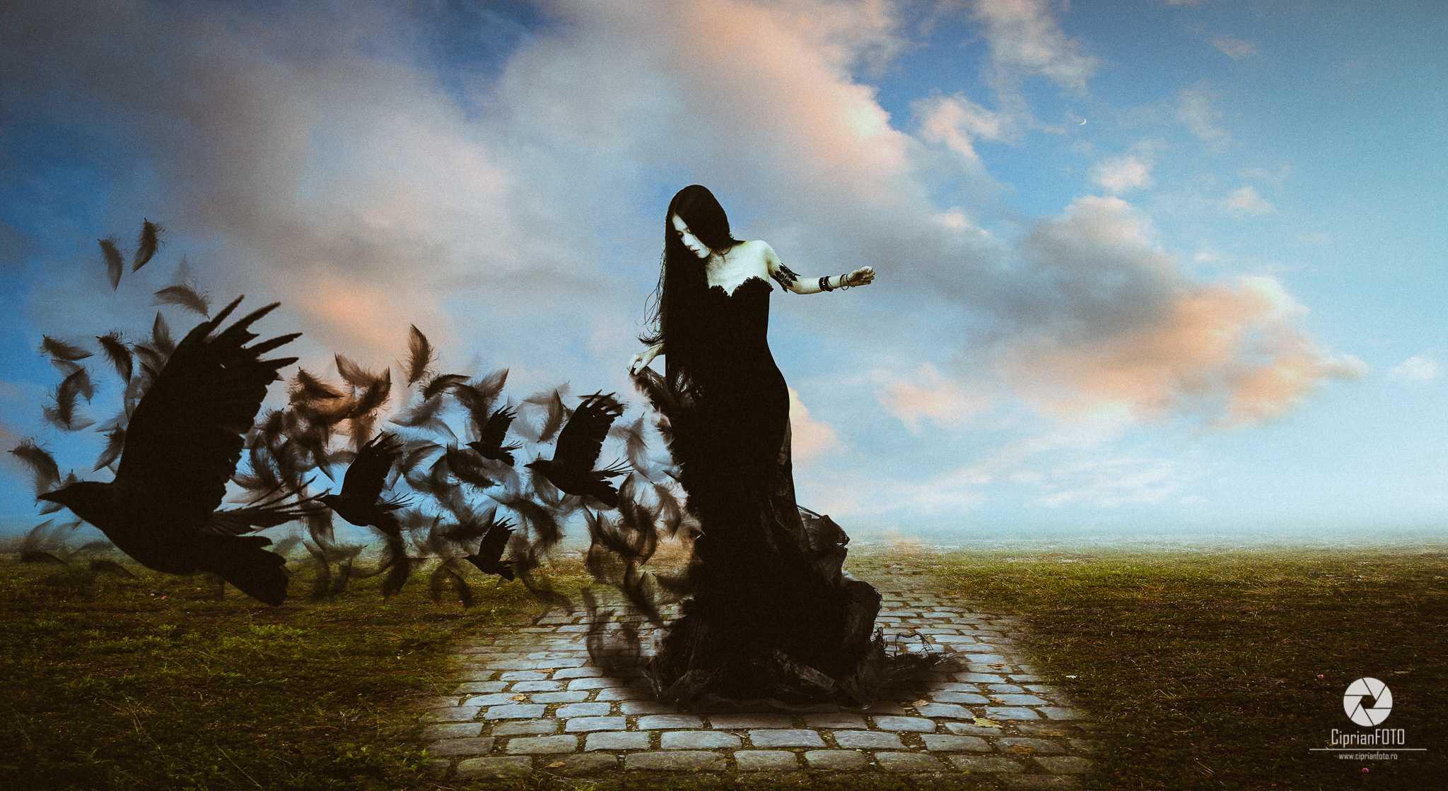 Mother_Of_The_Ravens_Photoshop_Manipulation_Tutorial_CiprianFOTO