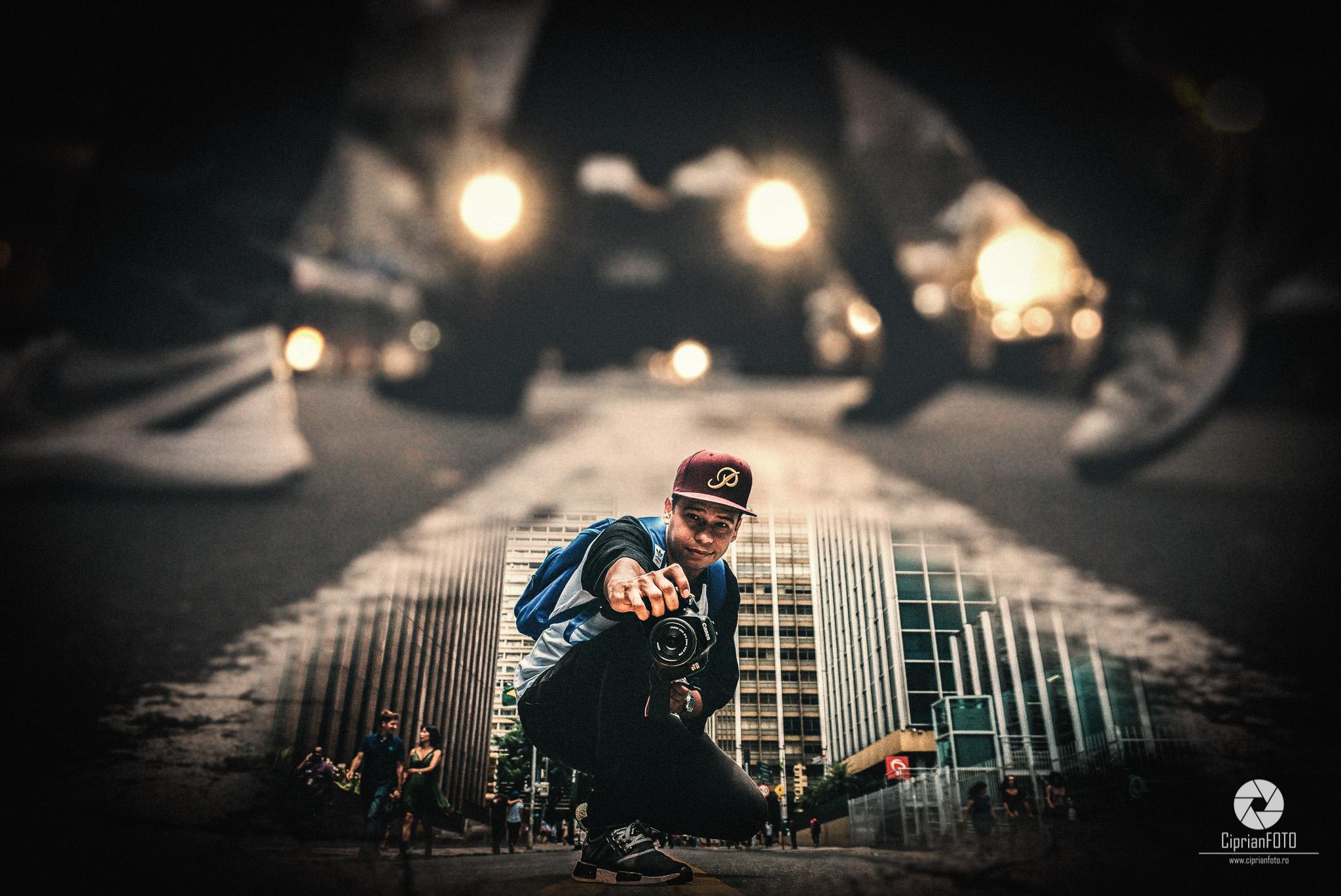 Urban Photo Manipulation Tutorial, Photoshop CC 2019, CiprianFOTO